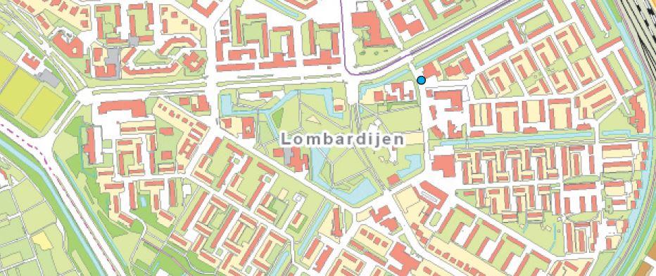 Eerste presentatie klankbordgroep Lombardijen
